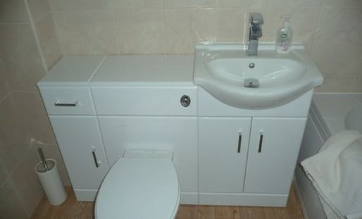 bathroom in newport pagnell