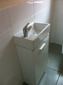 cloakroom small basin