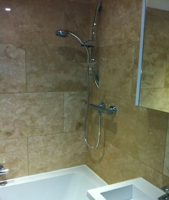 Travertine 600 x 400 tiles